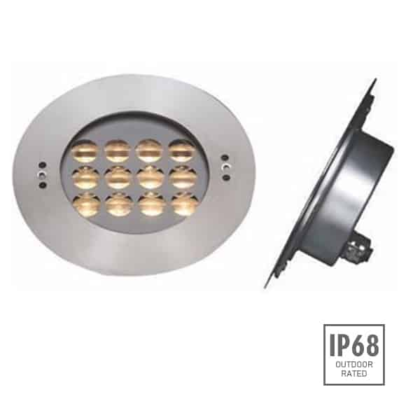 Recessed LED Swimming Pool Light - C4ZB1257 - Image
