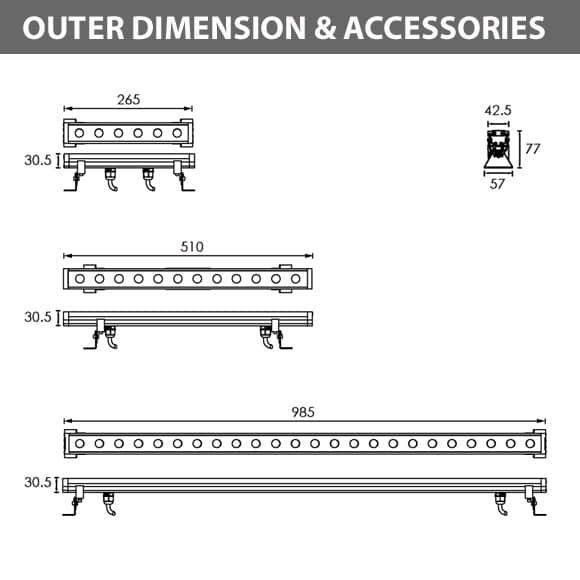 Diamension