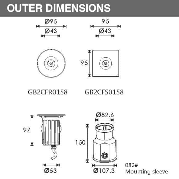 GB2CFR0158 OD