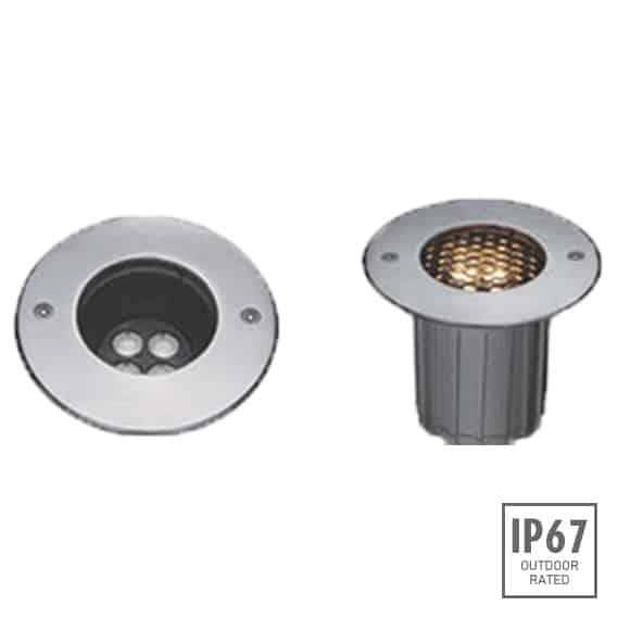 LED Inground Light GB2DFR0457 GB2DFS0457