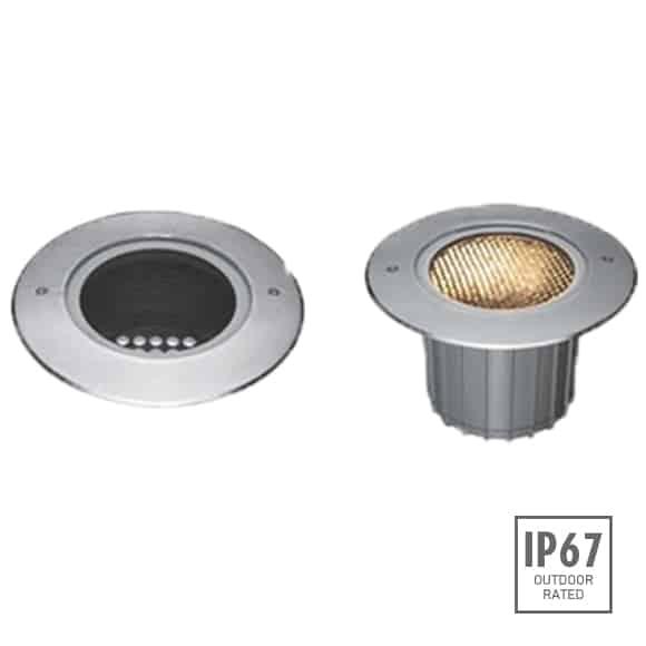 LED Inground Light GB2GFR2556|GB2GFS2556