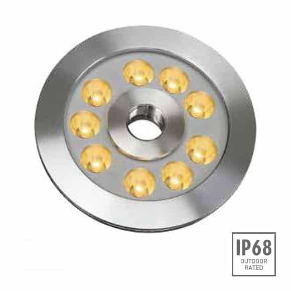 LED Recessed Fountain Light - B4SB0957 - Image