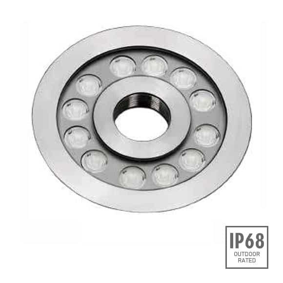 LED Recessed Fountain Light - B4TB1257 - Image