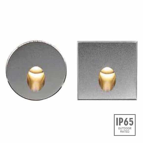 LED Wall Light - B1AAR0102 - B1AAS0102 - Image