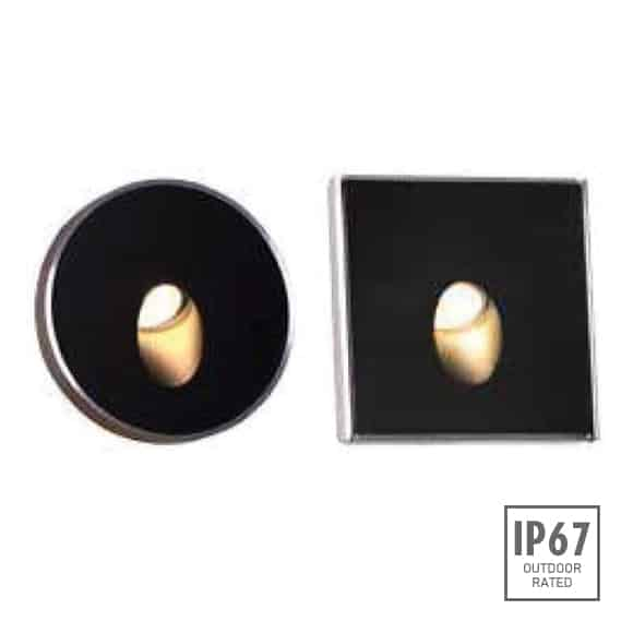 LED Wall Light - B1ABR0102-B1ABS0102 - Image