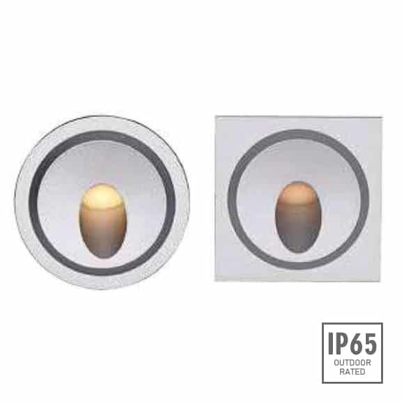 LED Wall Light - B1ACR0102 - B1ACS0102 - Image