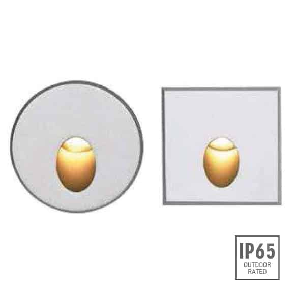 LED Wall Light - B1ADR0102 - B1ADS0102 - Image