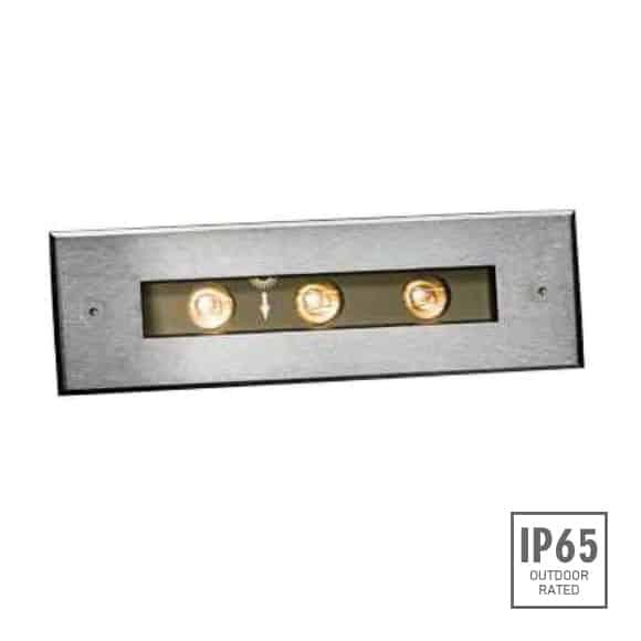 LED Wall Recessed Light - C1FL0357 - Image
