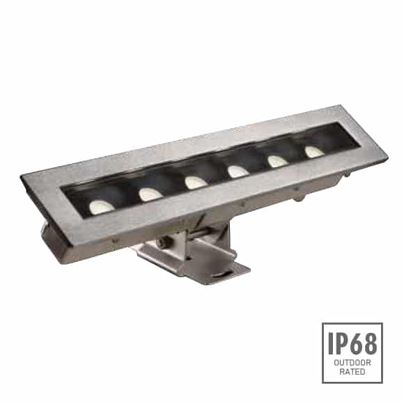 Recessed LED Swimming Pool Light - B5QA0658 Image