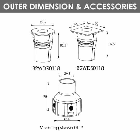 B2WDR0118-B2WDS0118 - Dia