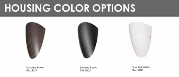 Outdoor Wall Lights - R7BC0129 - Color