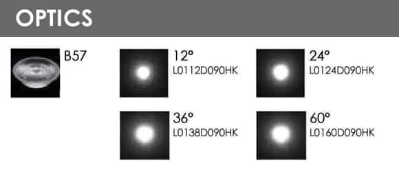 Wall Lights - B57 - Optics