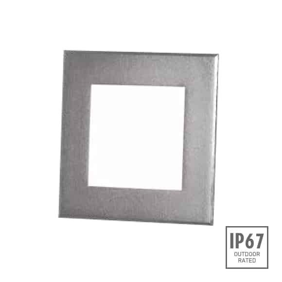 Recessed Wooden Floor Light - D2HF1634 Image