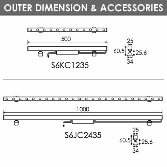 S6JC1235-S6JC2435 - Diamension
