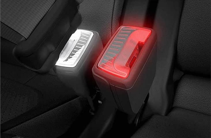 LED Seatbelt