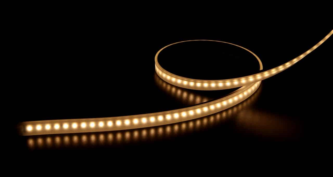 LED Strip Light - Sauna
